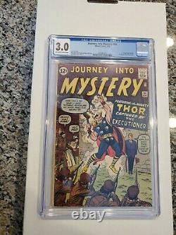 Journey into mystery # 84
