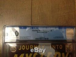Journey into mystery 84 cgc 5.0 (2nd Thor, 1st Jane)