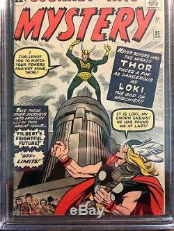 Journey into mystery 85 CGC 4.0 Ow-W