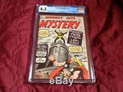 Journey into mystery # 85 CGC 6.5