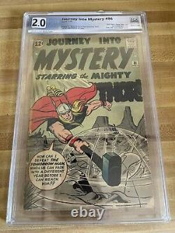Journey into mystery 86