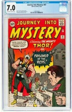 Journey into mystery 87. Cgc. 7.0