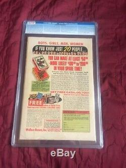 Journey into mystery number 83 CGC 4.0
