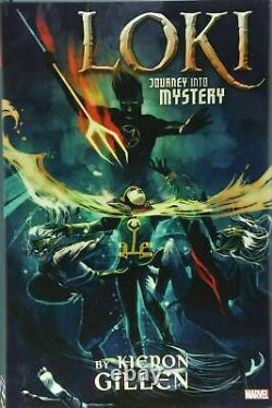 Loki Journey Into Mystery Marvel Omnibus by Gillen hardcover New and Sealed