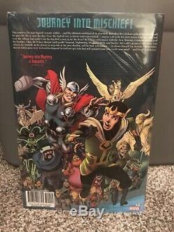 Loki Journey into Mystery Omnibus SEALED Gillen Marvel Comics hardcover