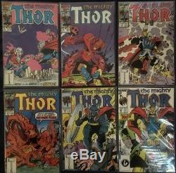 Lot 40 Comics Journey Into Mystery Annual 1 + 115-145 146-390 400 Thor Hercules