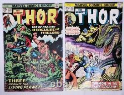 Lot of (88) Thor 1962-1996 1st Series Journey Into Mystery