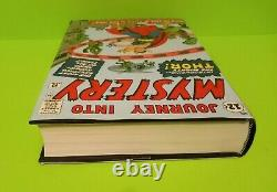 MIGHTY THOR OMNIBUS Vol 1 Stan Lee & Jack Kirby JOURNEY INTO MYSTERY # 83-120 +