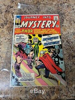 Marvel JOURNEY INTO MYSTERY #103 THOR 1st Enchantress & Executioner