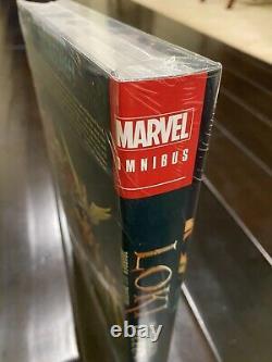 Marvel LOKI Journey Into Mystery Omnibus By Kieron Gillen HC OOP Sealed