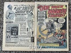 Mixed Lot KEY Silver Age Comics Tales To Astonish #59 Journey Into Mystery #109