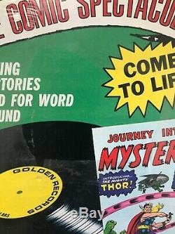 SEALED Marvel Age 1966 Journey Into Mystery #83 Mighty Thor Golden Record Comic