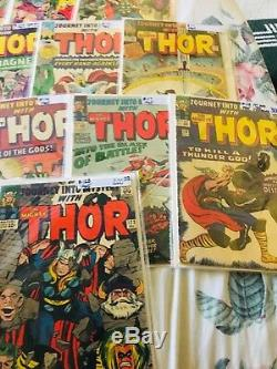 Silver-Age Early Thor Journey into Mystery, 1960-1965 28-Issues Lot ends Feb 1st