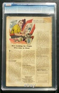 Silver Age Marvel Hero Comic Journey Into Mystery 85 1st Loki Cgc 2.0 1962