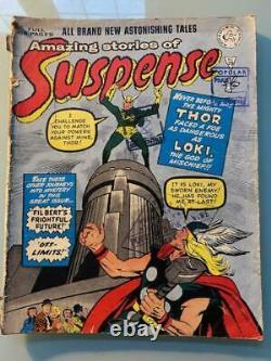 Suspense # 29 Journey Into Mystery # 85 1st Loki Alan Class