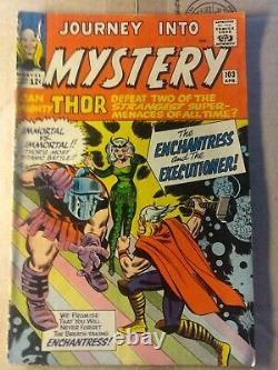THOR-JOURNEY INTO MYSTERY #101 1964-High Grade Great Condition