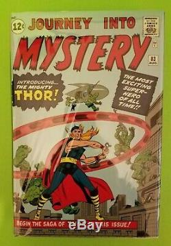 THOR OMNIBUS Vol. 1 RARE Variant Cover Journey into Mystery # 83-120 & Ann. 1 OOP