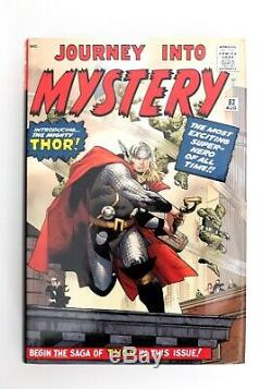 The Mighty Thor Omnibus Vol 1 Stan Lee Kirby Journey into Mystery rare OOP