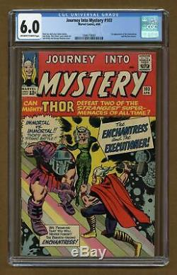Thor (1st Series Journey Into Mystery) #103 1964 CGC 6.0 1396718001