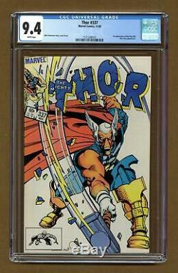 Thor (1st Series Journey Into Mystery) #337 1983 CGC 9.4 1571246010