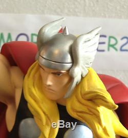 Thor Deluxe Statue 1175/2500 Change-o-head Bowen Journey Into Mystery
