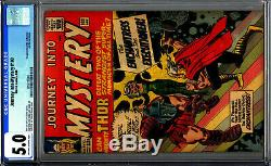 Thor Journey Into Mystery 103 CGC 5.0 1st Enchantress and Executioner