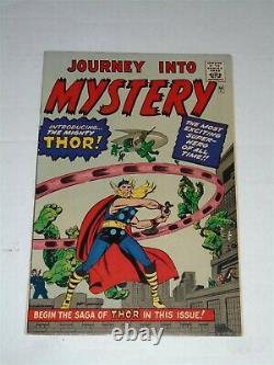 Thor Journey Into Mystery #83 Fn (6.0) Marvel Golden Record Reprint Grr