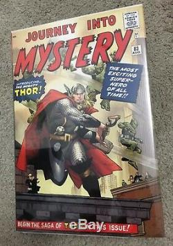 Thor Omnibus Vol 1 Marvel Stan Lee Kirby Variant Journey Into Mystery 83-120